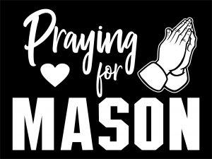 Praying For Mason