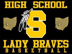 Shawnee HS Lady Braves Basketball