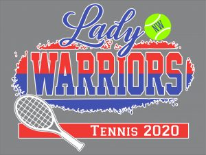 Lady Warriors Tennis